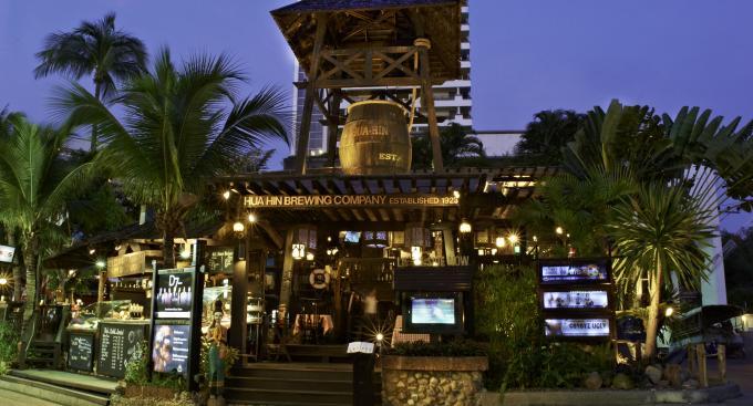 โรงแรมฮิลตัน หัวหิน รีสอร์ท แอนด์ สปา-ร้านอาหาร