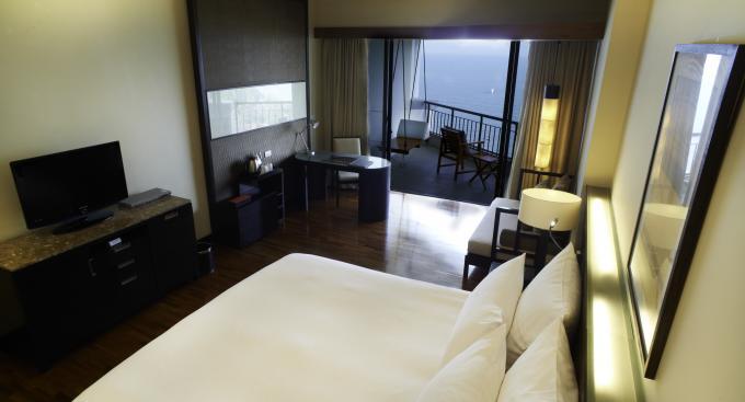 โรงแรมฮิลตัน หัวหิน รีสอร์ท แอนด์ สปา-ห้องพัก