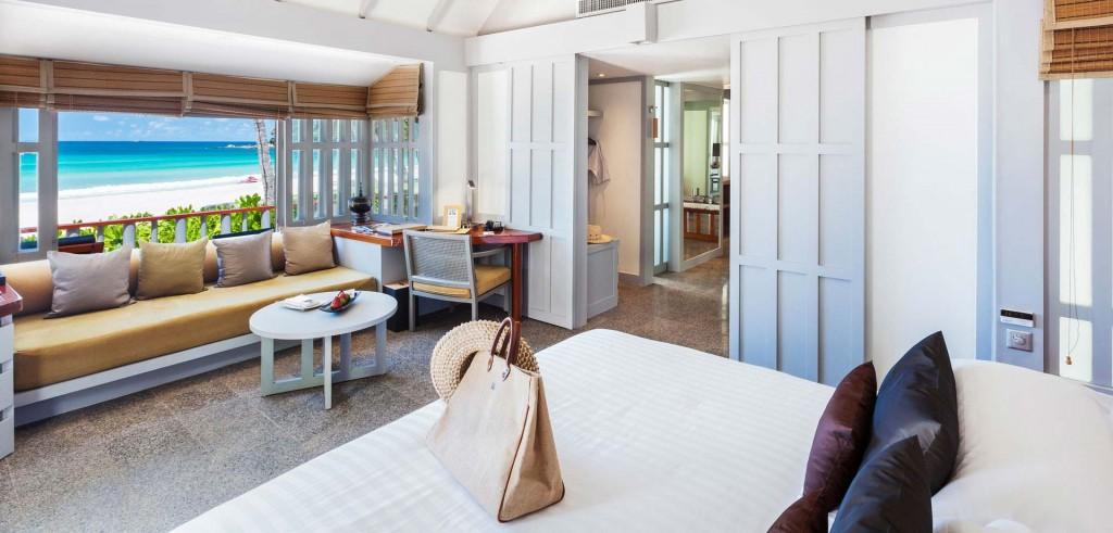 โรงแรมเดอะสุรินทร์ ภูเก็ต-บรรยากาศภายใน