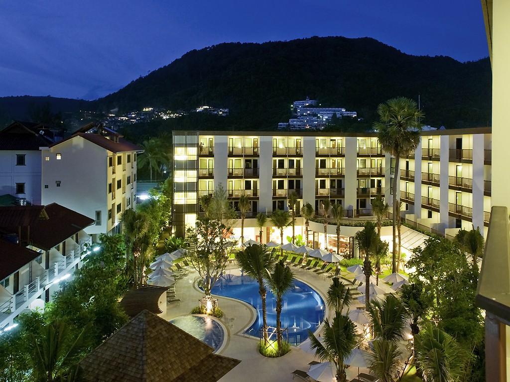โรงแรมไอบิส ภูเก็ต ป่าตอง-บรรยากาศภายนอก