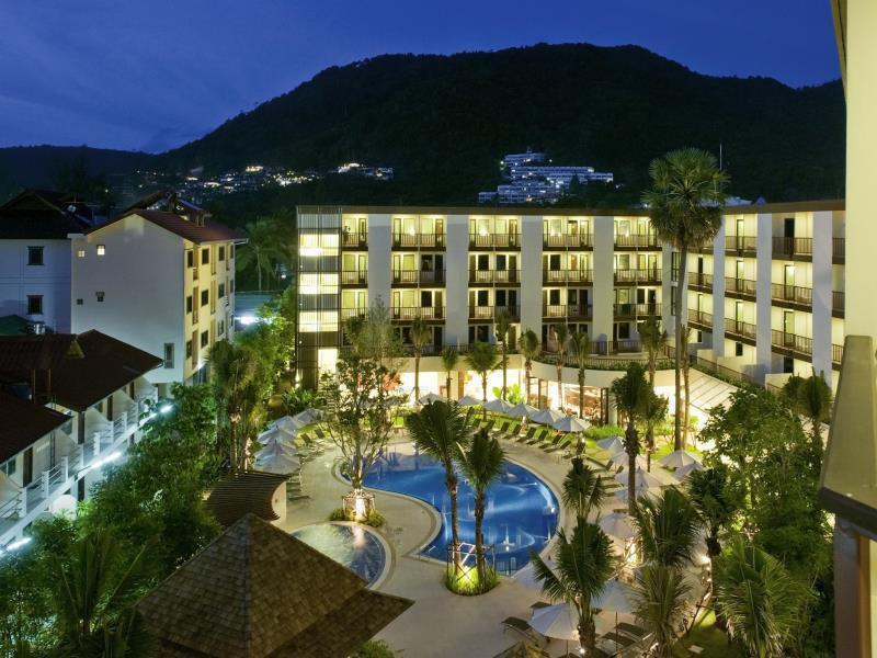 โรงแรมไอบิส ภูเก็ต ป่าตอง-ตัวโรงเเรม