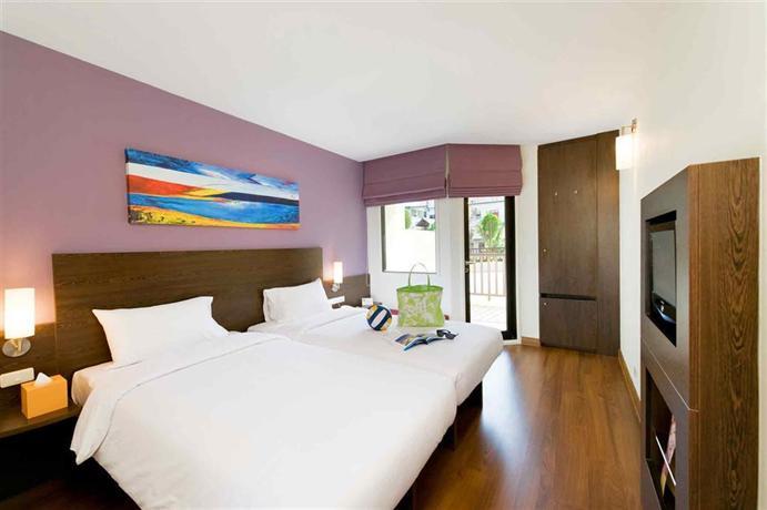 โรงแรมไอบิส ภูเก็ต ป่าตอง-ห้องพัก