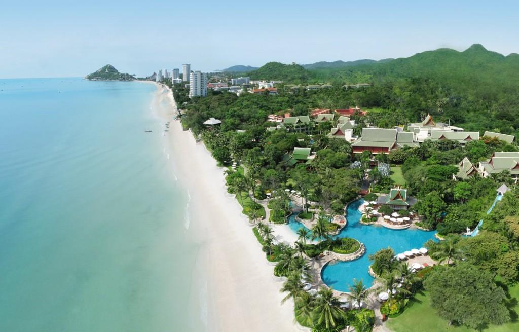 โรงแรมไฮแอท รีเจนซี่ หัวหิน-ชายหาด