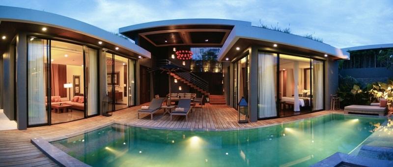 โรงแรม วี วิลล่าส์ หัวหิน-พูลวิลล่า