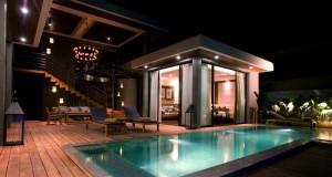 โรงแรม วี วิลล่าส์ หัวหิน-ห้องพักพูลวิลล่า
