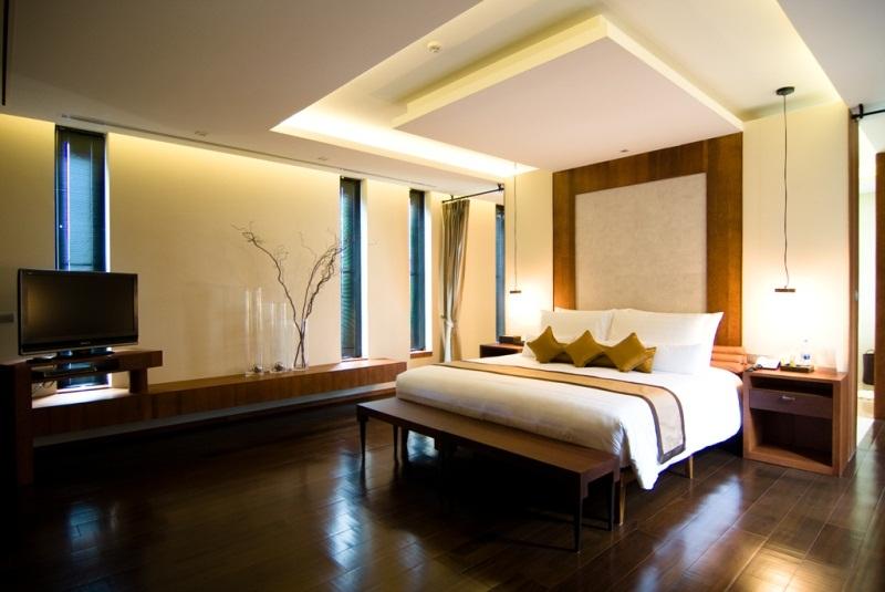 โรงแรม วี วิลล่าส์ หัวหิน-ห้องพัก-น่านอน
