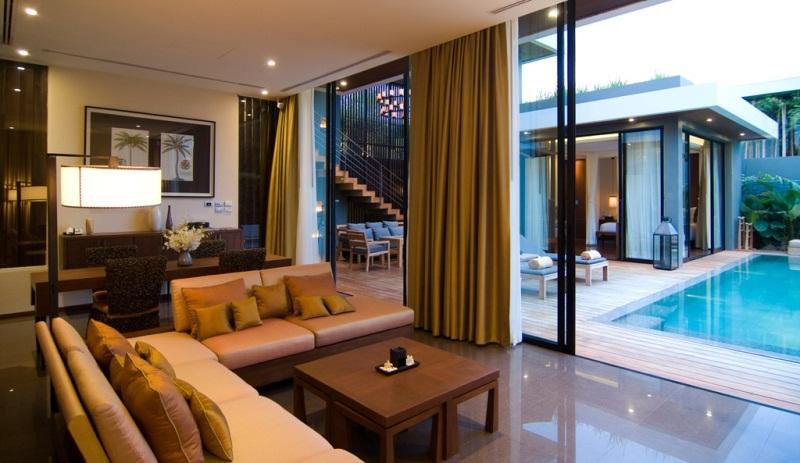 โรงแรม วี วิลล่าส์ หัวหิน-ห้องพัก