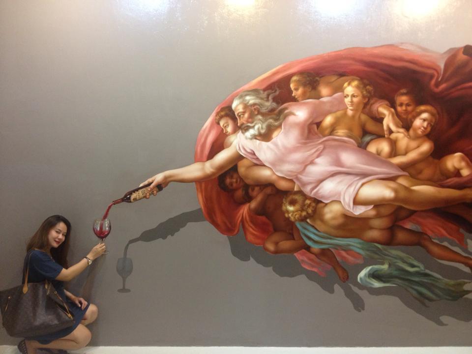อาร์ต อิน พาราไดซ์ เชียงใหม่ Art In Paradise Chiangmai