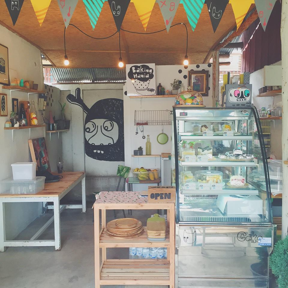 BakinG Mania-หน้าร้าน