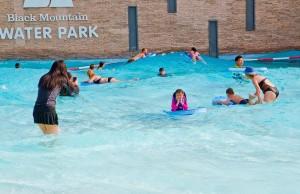 Black Mountain Water Park-นักท่องเที่ยว