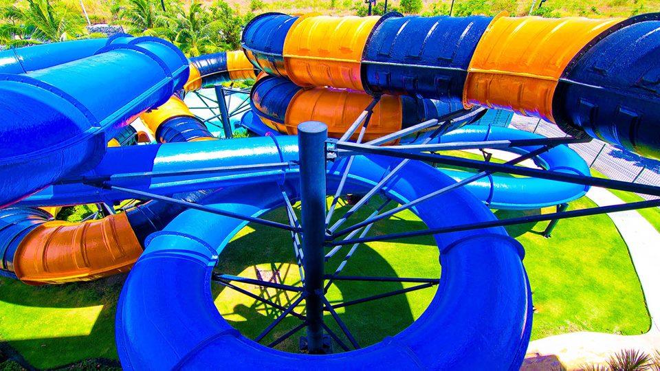 Black Mountain Water Park-เครื่องเล่น