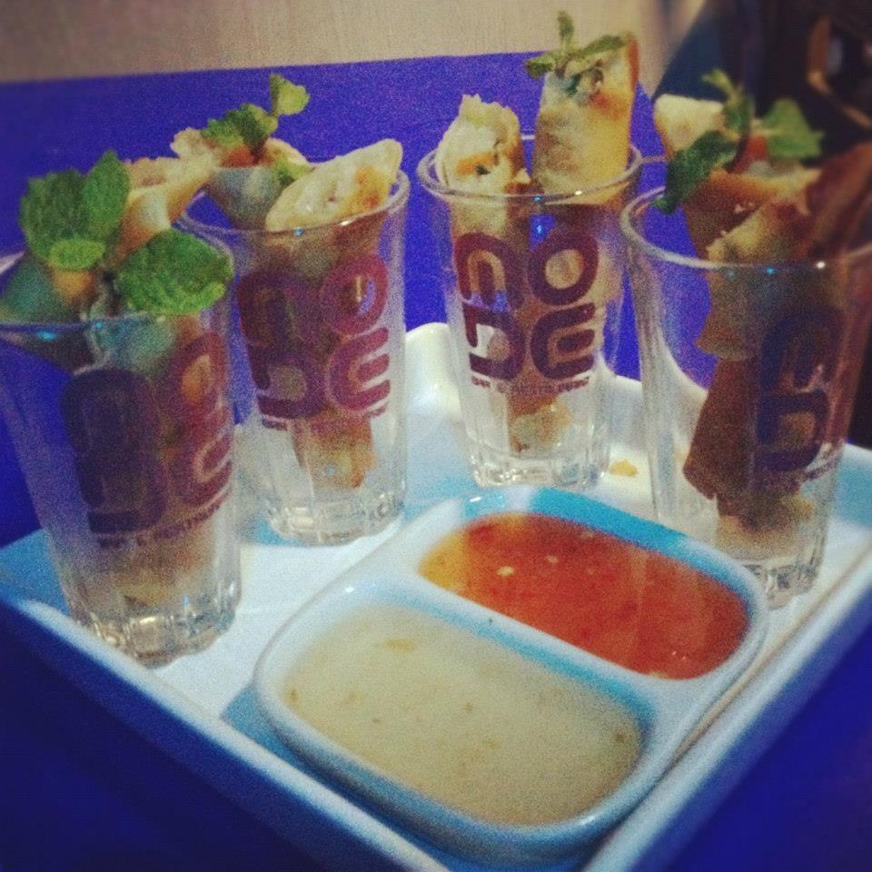 MODE BAR & Restaurant ChiangMai-อาหาร