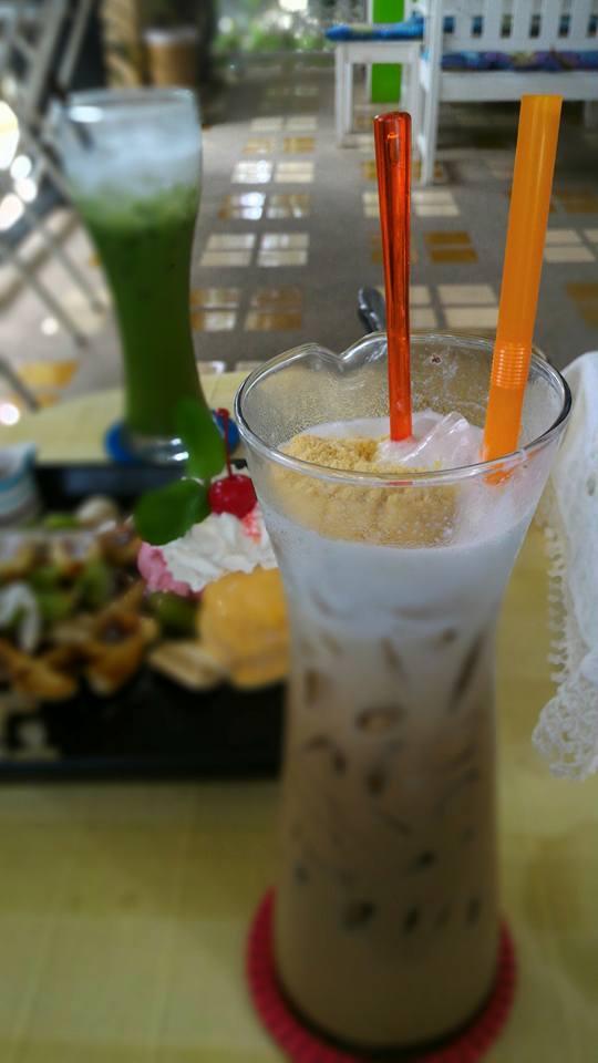 The Kua-moong หอมกาแฟ และ กลิ่นดอย