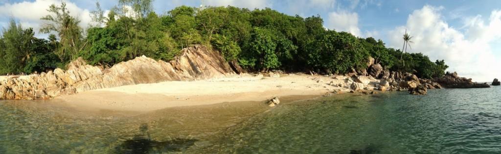 มุมลับๆ ที่ Secret beach