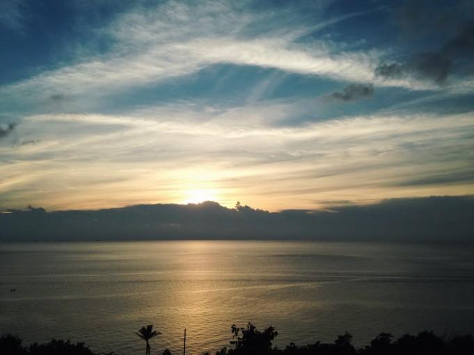 sunset พะงัน