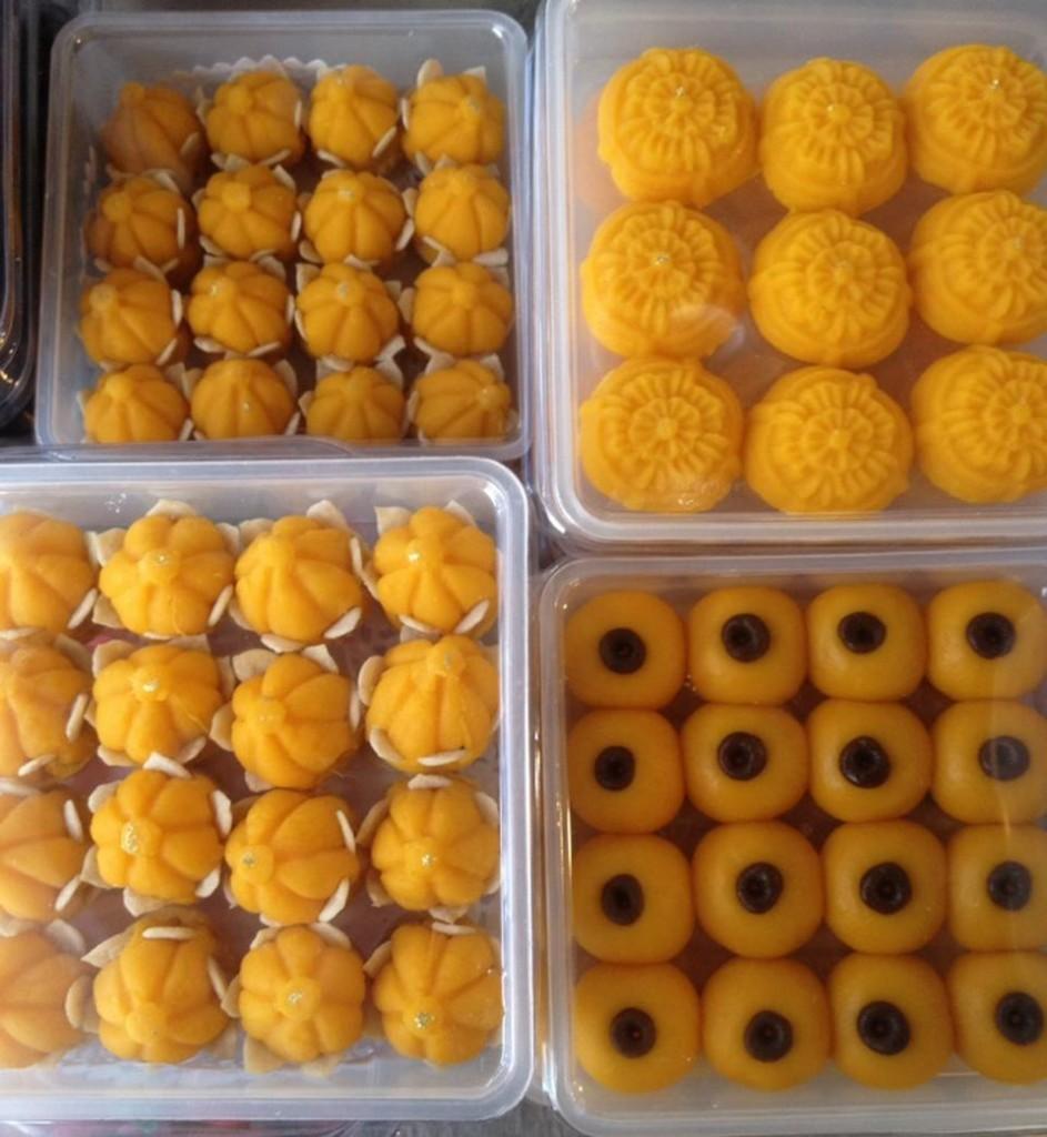 ตลาดละลายทรัพย์-ขนมไทย