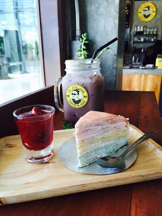 ต๊ะต่อนยอน Coffee&Cafe' by ณัฐณรักข์