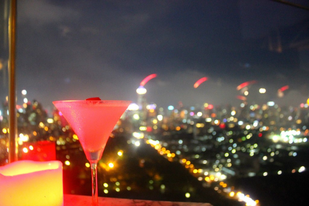 พาร์ค โซไซตี้ เรสเตอรอง-เครื่องดื่ม