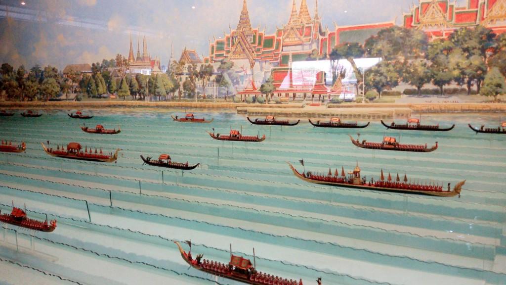 พิพิธภัณฑสถานแห่งชาติเรือพระราชพิธี-กระบวนเรือ