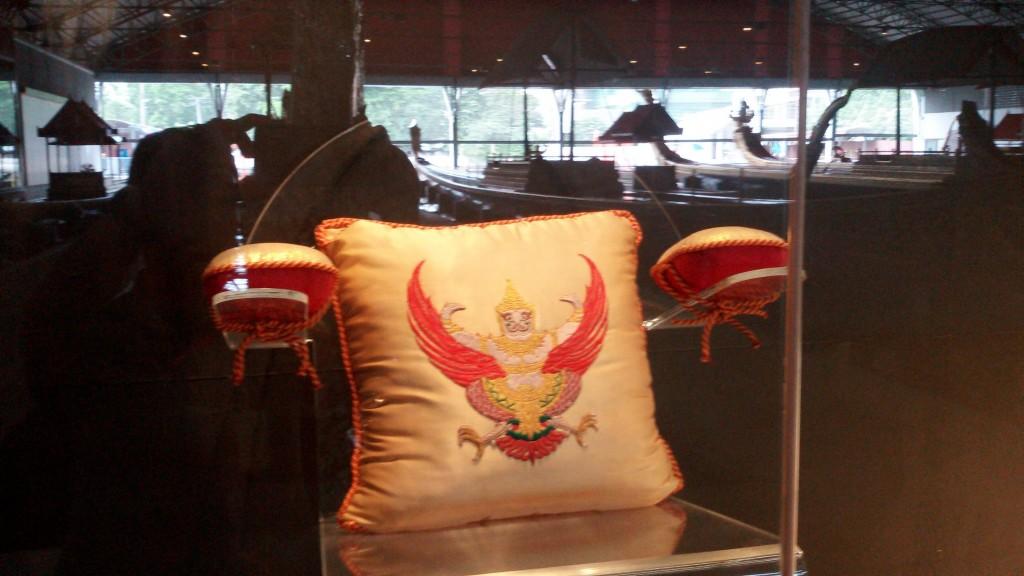 พิพิธภัณฑสถานแห่งชาติเรือพระราชพิธี-พระที่นั่ง