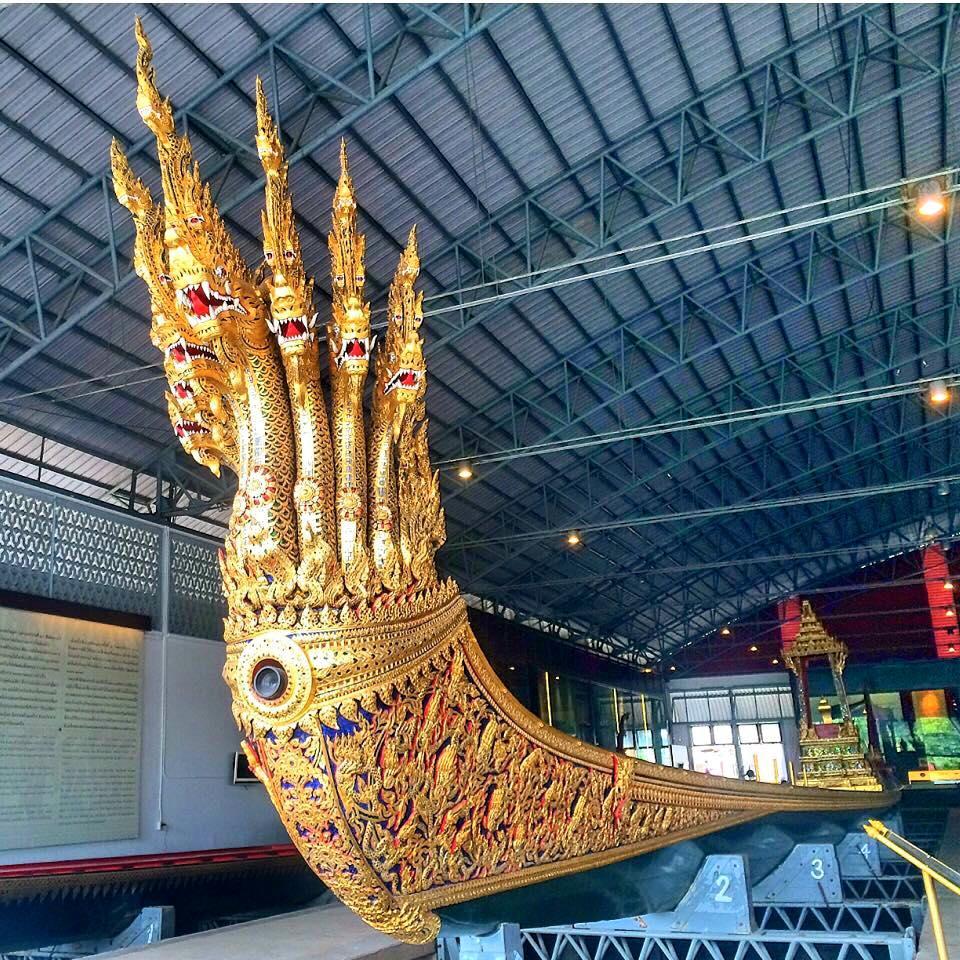 พิพิธภัณฑสถานแห่งชาติเรือพระราชพิธี-เรือพระที่นั่งอนันตนาคราช