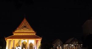 พิพิธภัณฑสถานแห่งชาติ พระนคร-ยามค่ำคืน