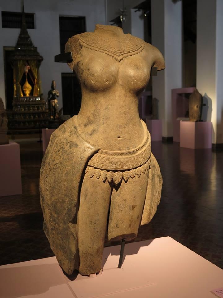 พิพิธภัณฑสถานแห่งชาติ พระนคร-โบราณวัตถุ