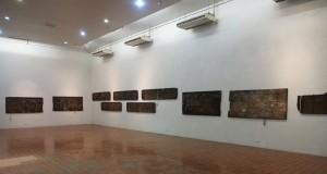 พิพิธภัณฑสถานแห่งชาติ หอศิลป-นิทรรศการ-จิตกรรมไม้