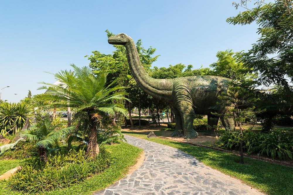 พิพิธภัณฑ์ธรรมชาติวิทยา (อพวช.)-ไดโนเสาร์