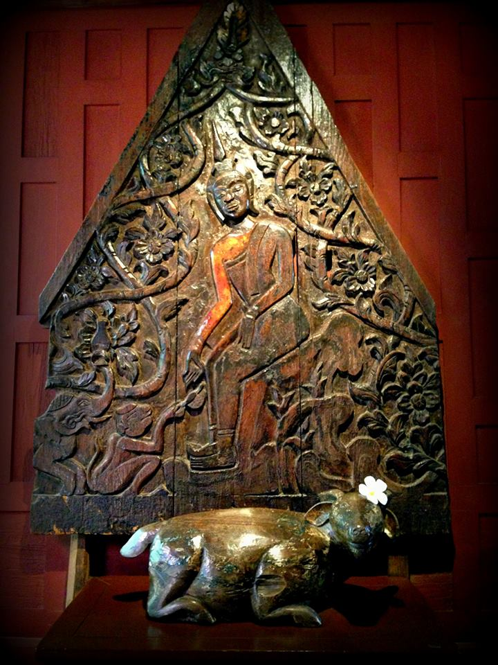 พิพิธภัณฑ์บ้านจิม ทอมป์สัน-ศิลปะไทย