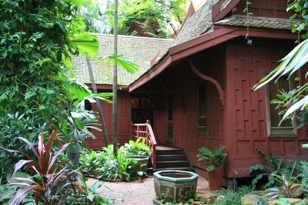 พิพิธภัณฑ์บ้านจิม ทอมป์สัน-สวยงาม