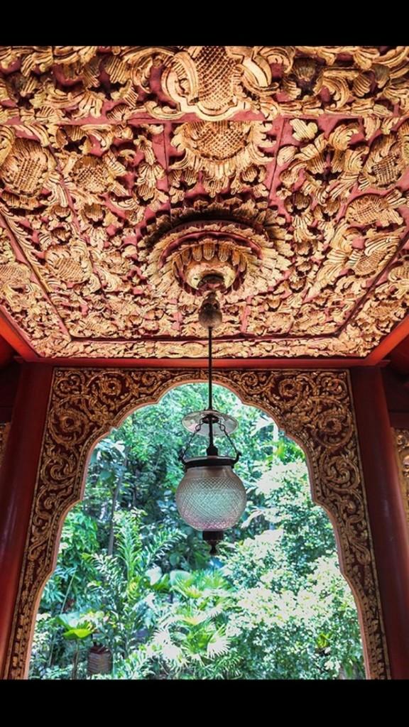 พิพิธภัณฑ์ปราสาท-ภายใน-โคม