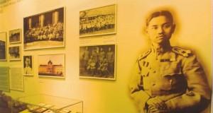 พิพิธภัณฑ์พระบาทสมเด็จพระปกเกล้าเจ้าอยู่หัว-รับราชการทหาร