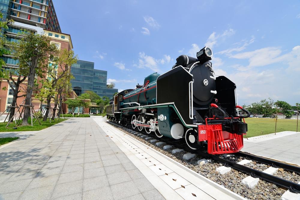 พิพิธภัณฑ์ศิริราช-รถไฟเก่า