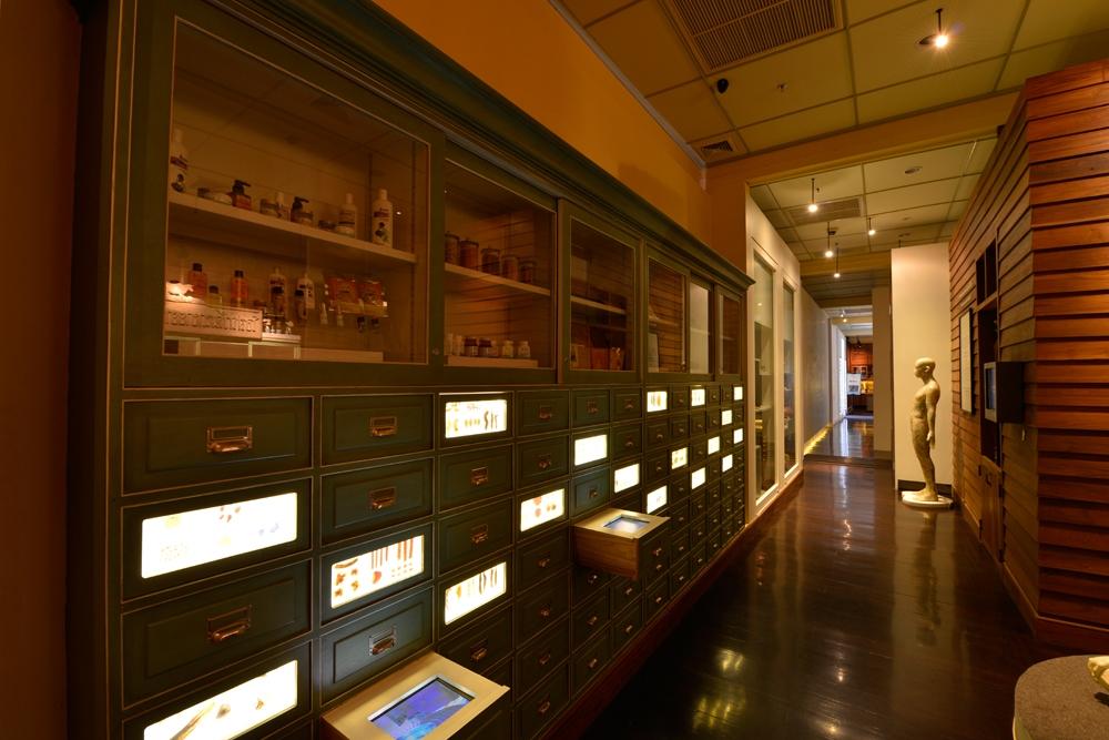 พิพิธภัณฑ์ศิริราช-ห้องยา
