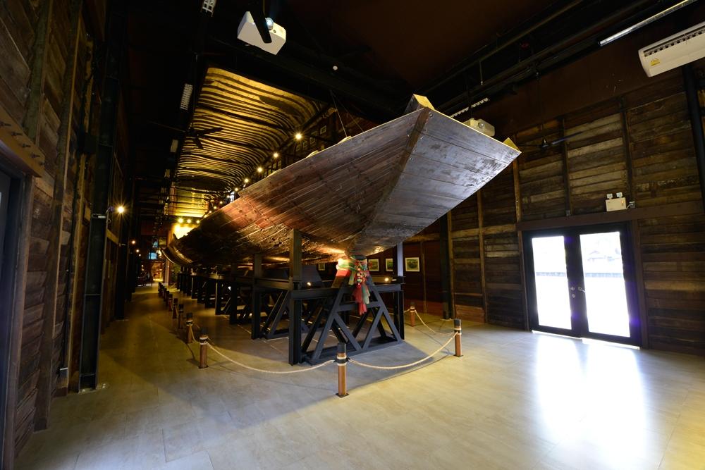 พิพิธภัณฑ์ศิริราช-เรือเก่า