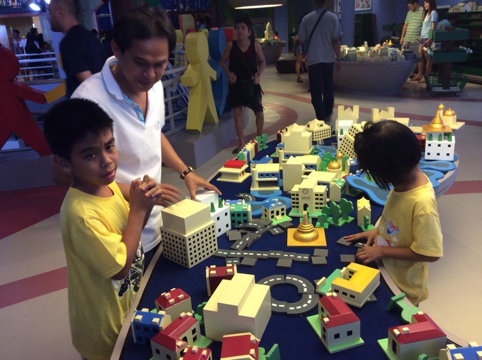 พิพิธภัณฑ์เด็ก กรุงเทพมหานคร-ผังเมือง