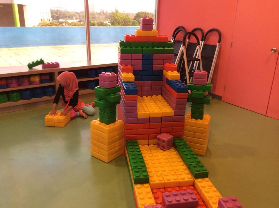 พิพิธภัณฑ์เด็ก กรุงเทพมหานคร-เลโก้