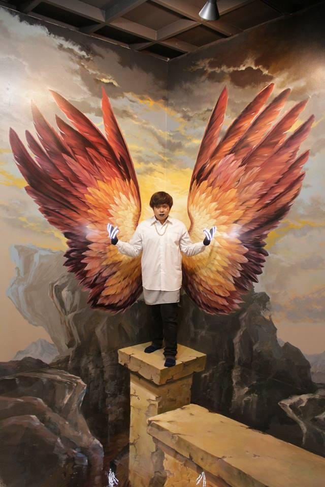 พิพิธภัณฑ์ อาร์ท อิน พาราไดซ์ กรุงเทพ-ปีก