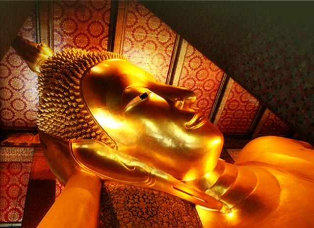 วัดพระเชตุพนวิมลมังคลาราม-พระพุทธไสยาส