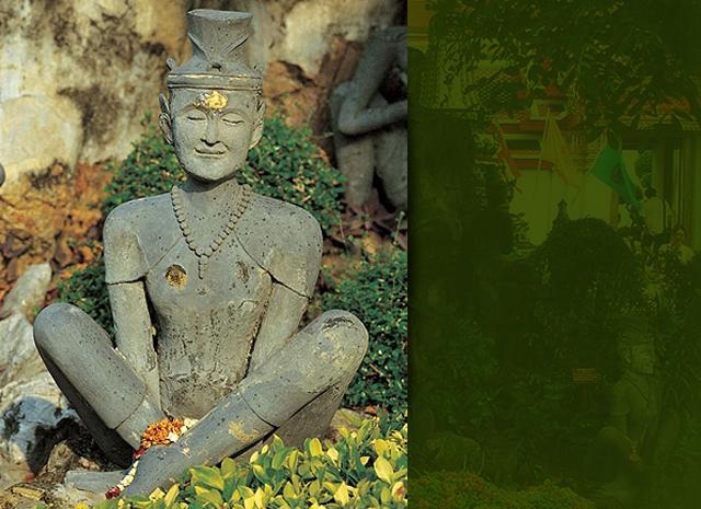 วัดพระเชตุพนวิมลมังคลาราม-พระวิหารคด
