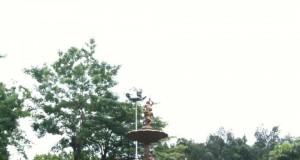 สวนสราญรมย์-น้ำพุ