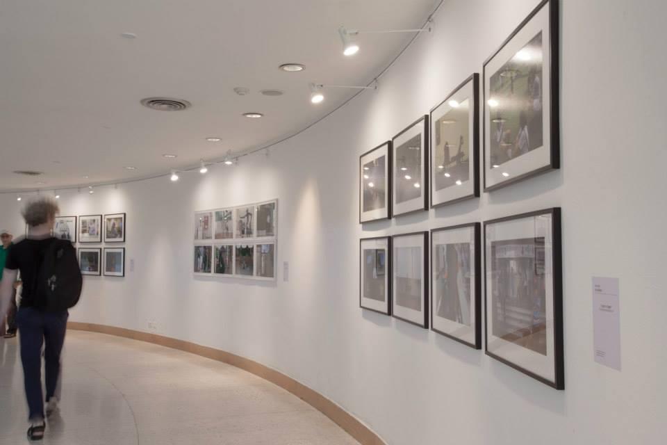 หอศิลปวัฒนธรรมแห่งกรุงเทพมหานคร-การจัดเเสดง