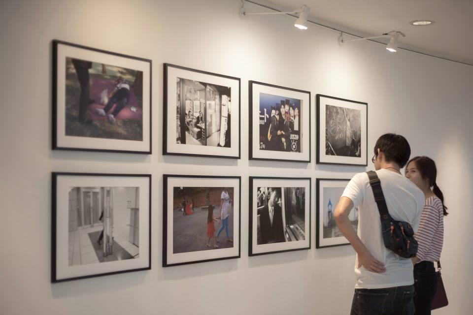หอศิลปวัฒนธรรมแห่งกรุงเทพมหานคร-พื้นที่งานศิลปะ