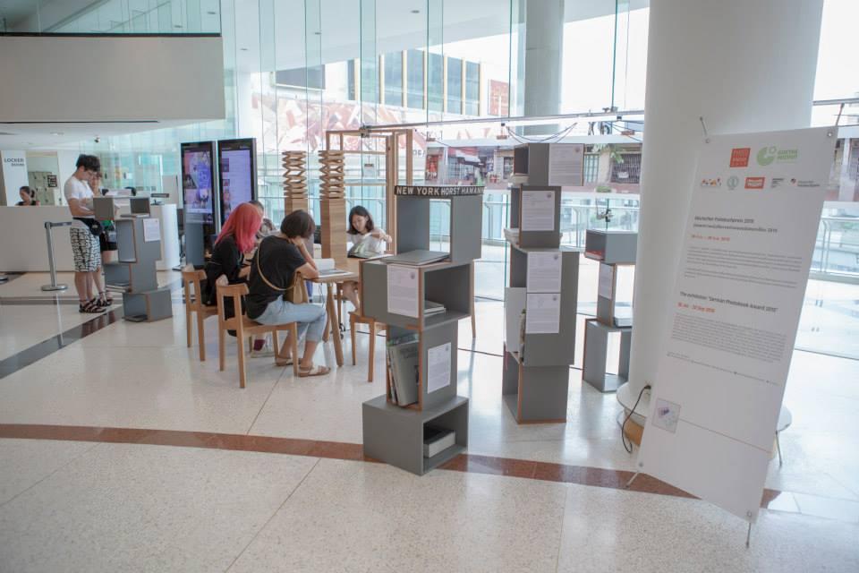 หอศิลปวัฒนธรรมแห่งกรุงเทพมหานคร-สวยงาม