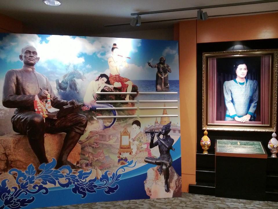 หอไทยนิทัศน์-กิจกรรมวันสุนทรภู่