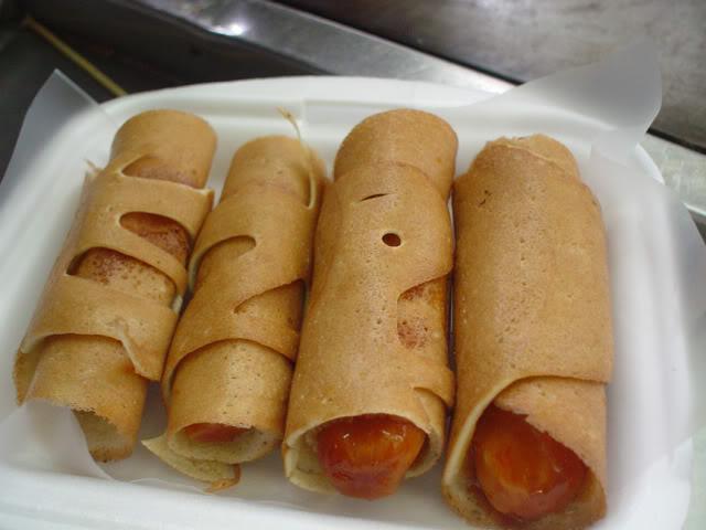ฮ่องกง พลาซ่า-ขนม