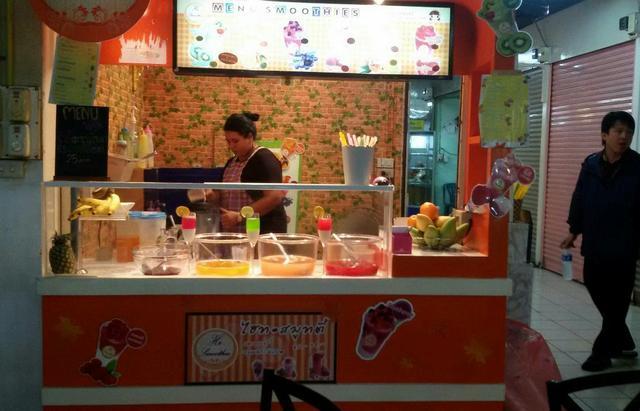 ฮ่องกง พลาซ่า-ร้านค้า