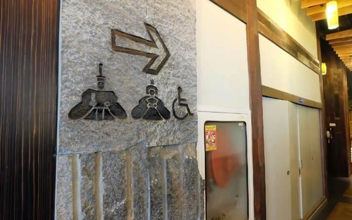 เทอร์มินัล 21-ป้ายห้องน้ำธีมโตเกียว
