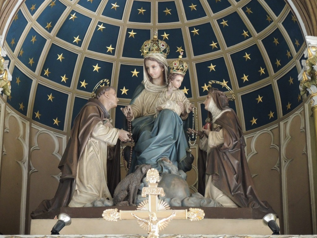 โบสถ์กาลหว่าร์-พระเเม่มารี